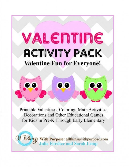 valentine's day preschool computer games