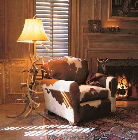 Anteks Cow Print Chair For The Home Pinterest
