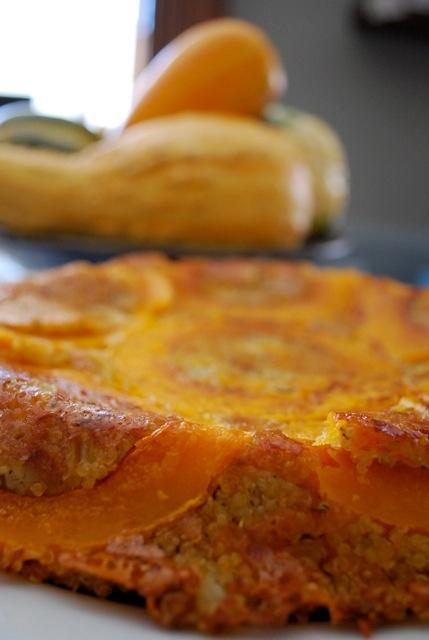 butternut squash pie quinoa pie with butternut squash recipes dishmaps ...