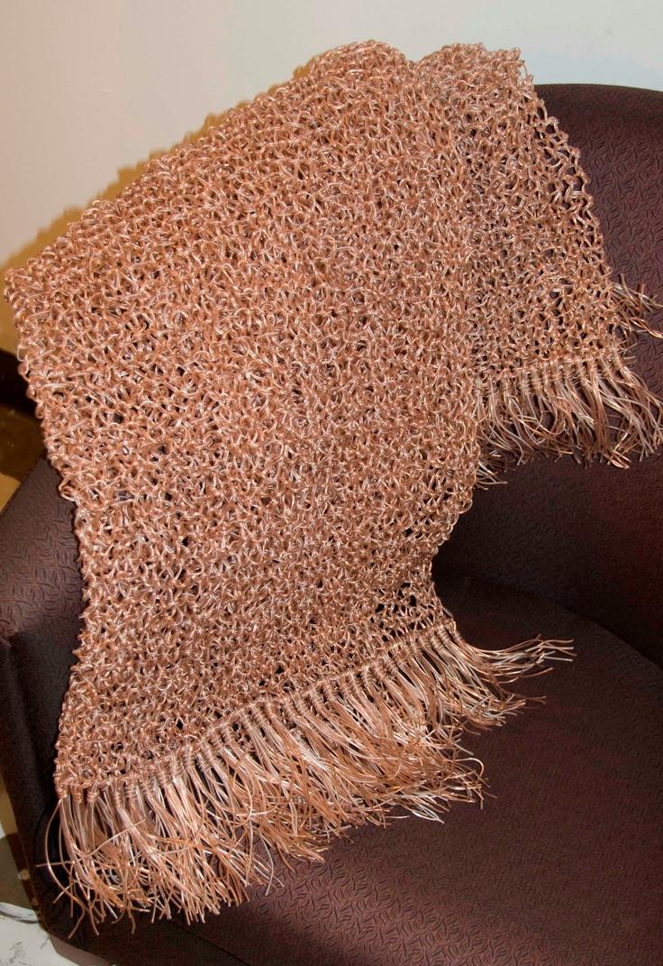 Crochet Prayer Shawl : Prayer shawl.