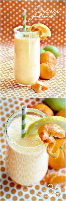 The 36th AVENUE | Orange Julius Recipe