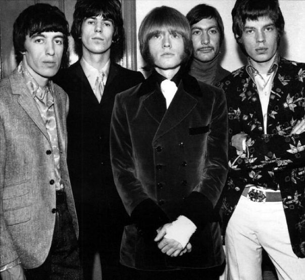 The Rolling Stones around 1967 | THE ROLLING STONES ...