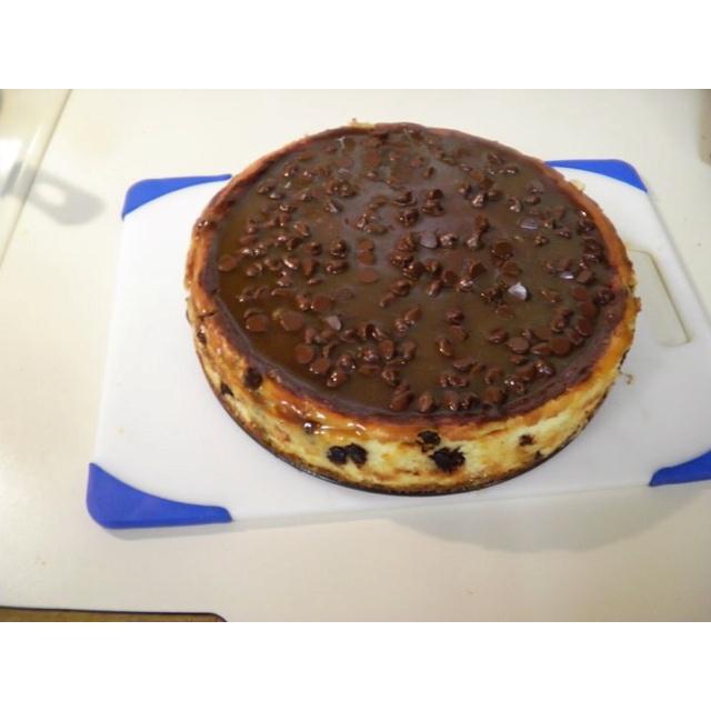 Homemade turtle cheese cake :) | Food & Drink Treats | Pinterest