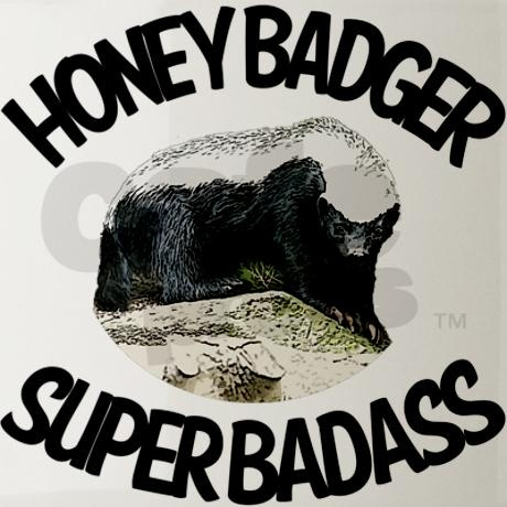Honey badger dont give a shit - photo#23
