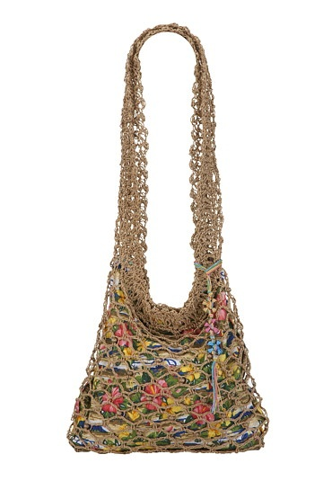 Hobo Bag Crochet : Crochet hobo bag or what ever kind of material you want to use. Good ...