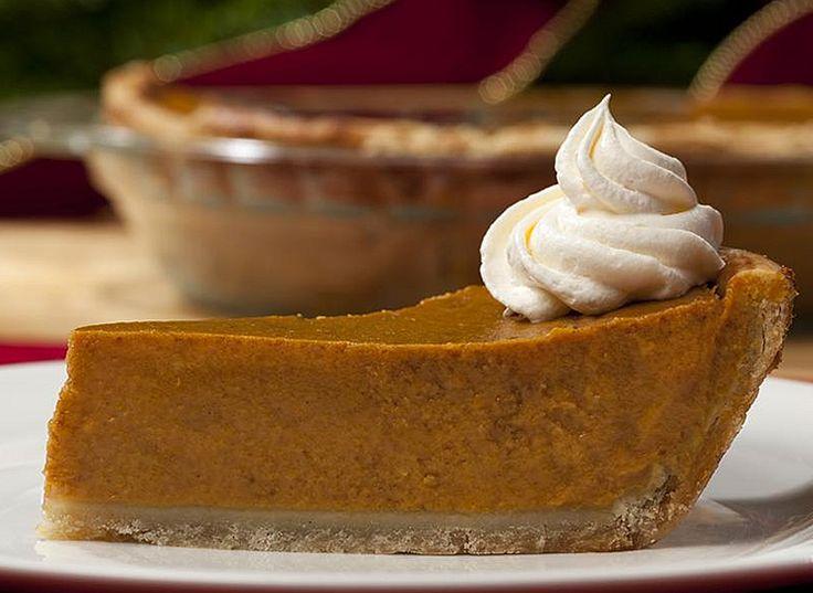 gluten-free pumpkin pie | gluten free | Pinterest