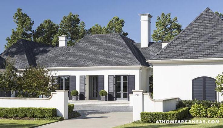 White Stucco Home Exterior Colors Pinterest