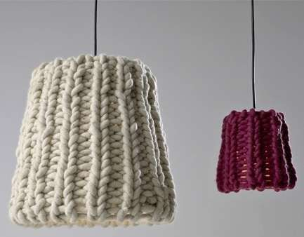 23 Chunky Knit Furnishings - From Giant Carpets to Enormous Knitted Furniture (TOPLIST)