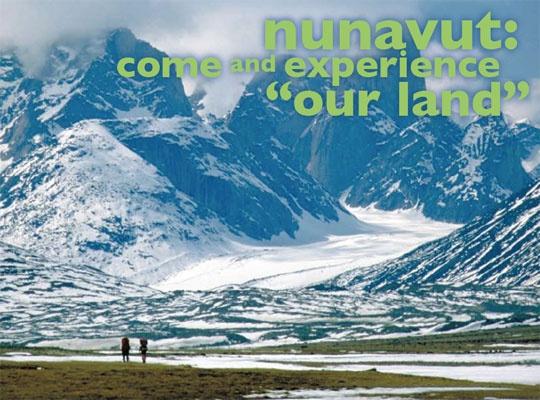 nunavut canada travel