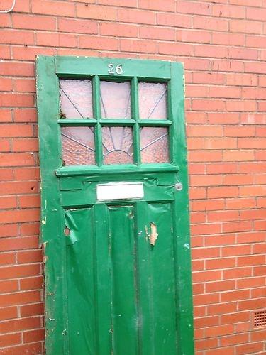 1930 39 s wooden front door for 1930 door