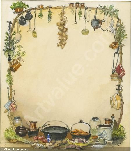 tudor menu template - spell page inspiration part deux witchy crafty