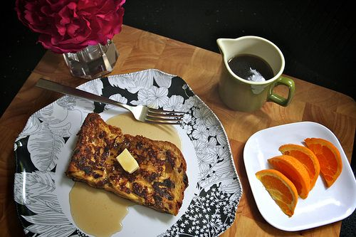 panettone french toast | breakfast and tea | Pinterest