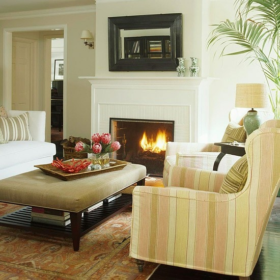 Furniture arrangement-my living room? homestyle