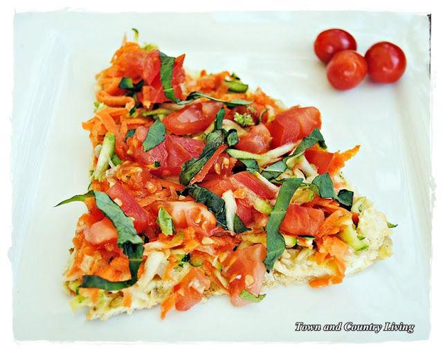 Easy Vegetable Frittata - Live Creatively Inspired