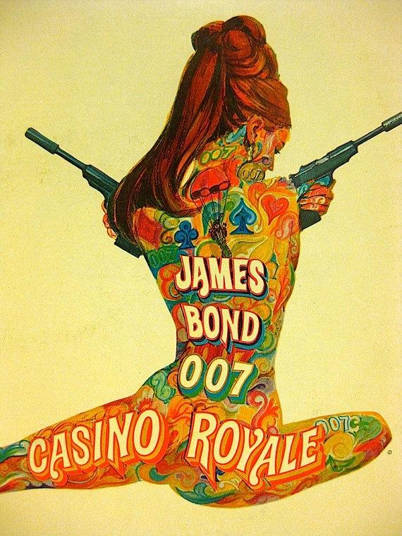 soundtrack casino royale 1967