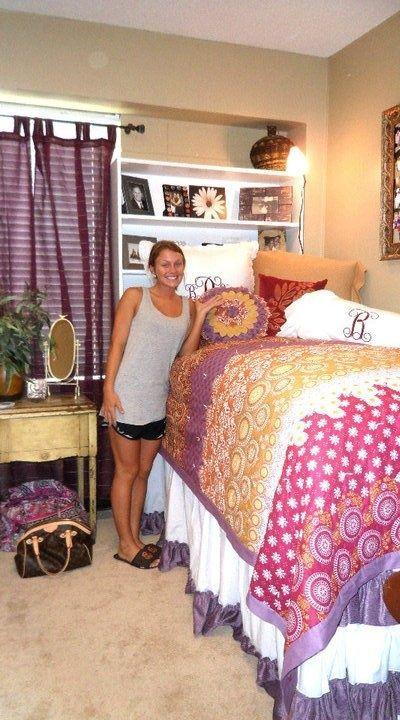 Decorating Ideas > Fun And Bright College Dorm Room  Dorm  Pinterest ~ 002416_Funny Dorm Room Ideas