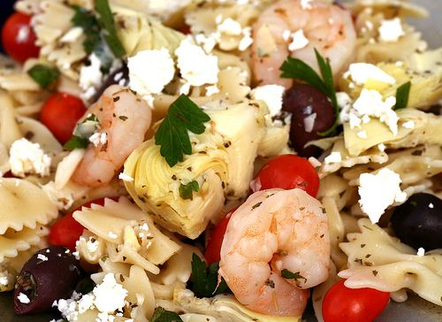 Mediterranean Pasta Salad   Salads, Slaws   Pinterest