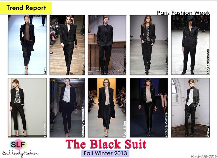 ... Fashion #Trend for Fall Winter 2013 #trends #trendy #Paris Fashion