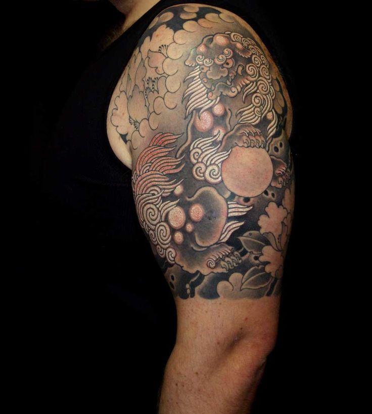 Tattoo Designs Quarter Sleeve: Quarter Sleeve Tattoos