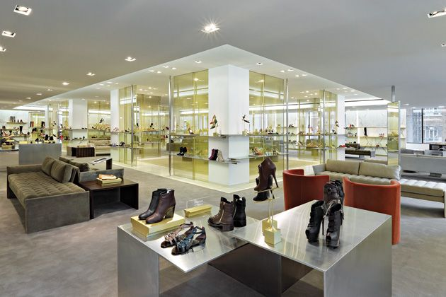 Shoes Rule When It Comes to Store Profits - Businessweek