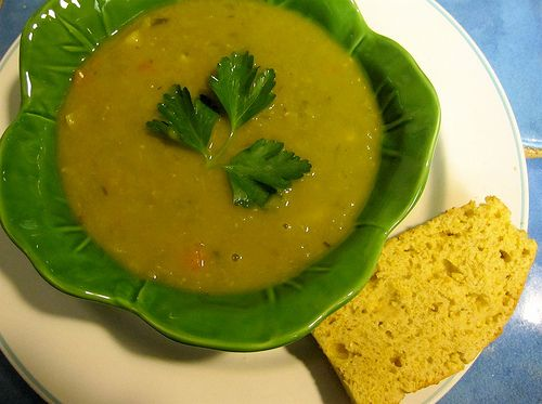 Vegetarian Split Pea Soup | Soups, Sauces & Dips | Pinterest