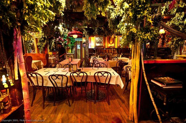 Rolf 39 S German Restaurant Gramercy Nyc Outside In