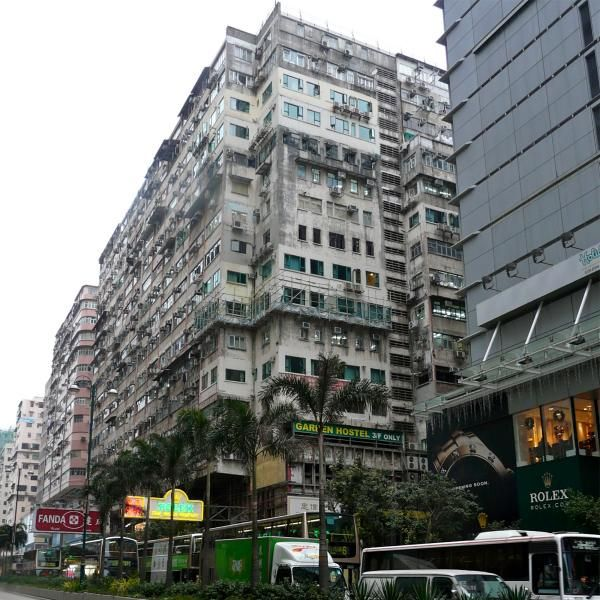 Chungking Mansions In Hong Kong Places I 39 Ve Been Pinterest