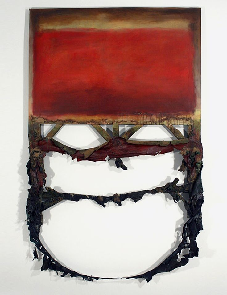 Valerie Hegarty   Rothko Reflection (2007)