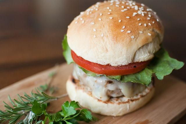Herbed Turkey Burgers | My recipe book | Pinterest