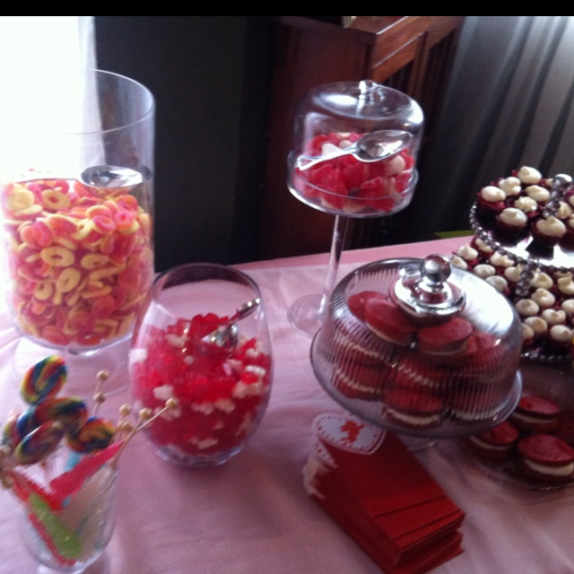 valentine's day candy bar ideas