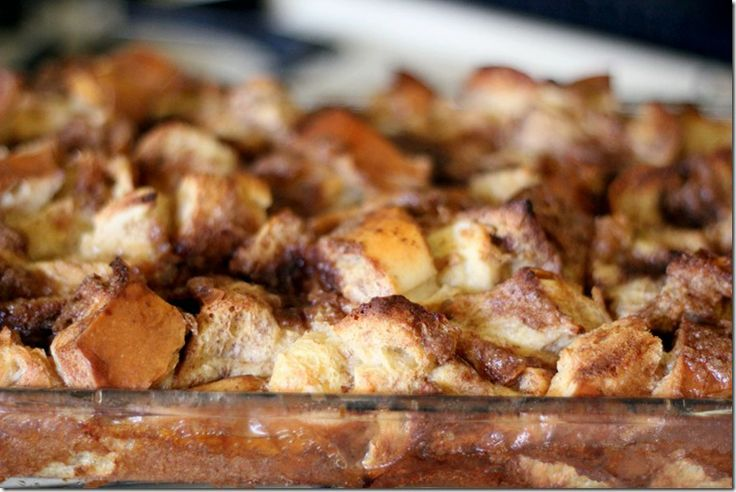 Baked Cinnamon French Toast   Cakes and such   Pinterest