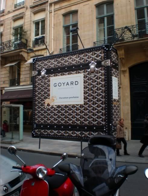 Maison goyard london google search luxury pinterest for Maison london