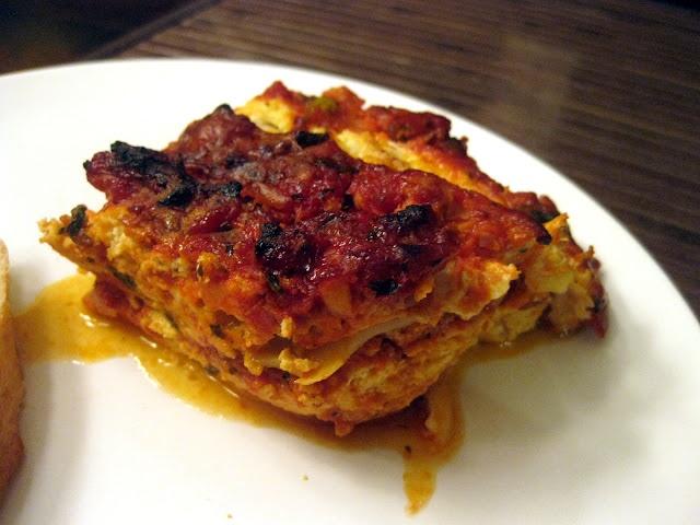 Turkey Sausage Lasagna | Pasta | Pinterest
