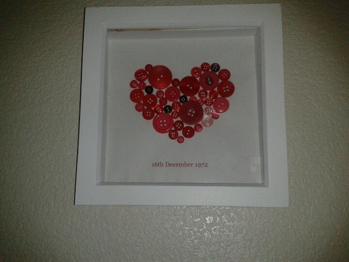 Ruby Anniversary Gift
