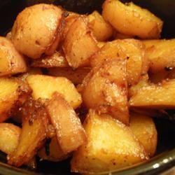 Honey Roasted Red Potatoes at AllRecipes