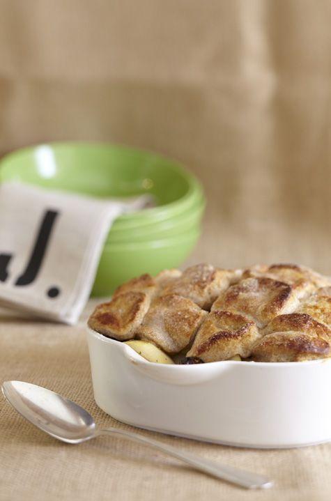 Apple And Pear Cobbler Recipe — Dishmaps
