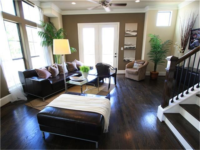 Living Room Coffee Table Staging Pinterest
