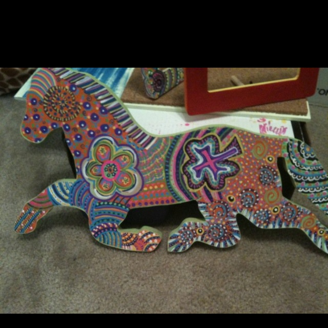 Horse Crafts Activities