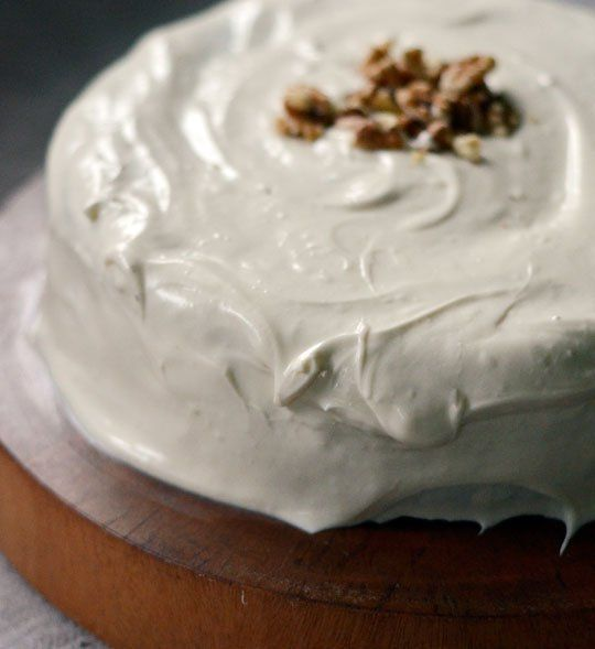 Extra-Creamy Cooked Cream Cheese Icing | Recipe
