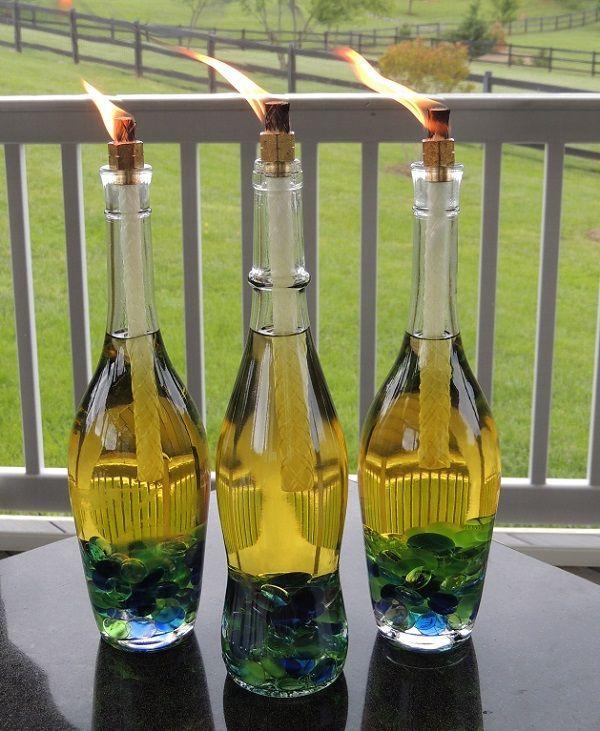 Reused wine bottles craft ideas pinterest - Craft ideas with wine bottles ...