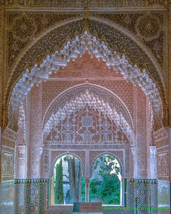Moorish Architecture Alhambra | Something Moor | Pinterest
