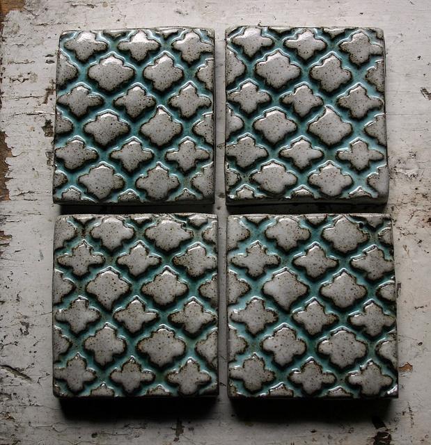 Moroccan Tile Patterned
