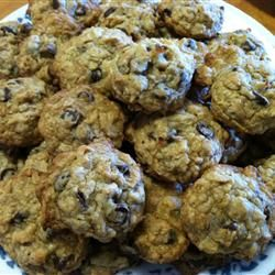 Oatmeal Chocolate Coconut Chewy | To Cook- treats | Pinterest