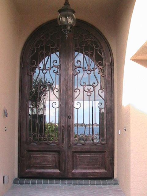 Tuscan Front Door House Plans Pinterest