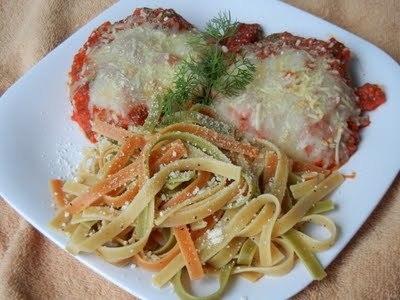 classic eggplant parmesan | Food to Try | Pinterest