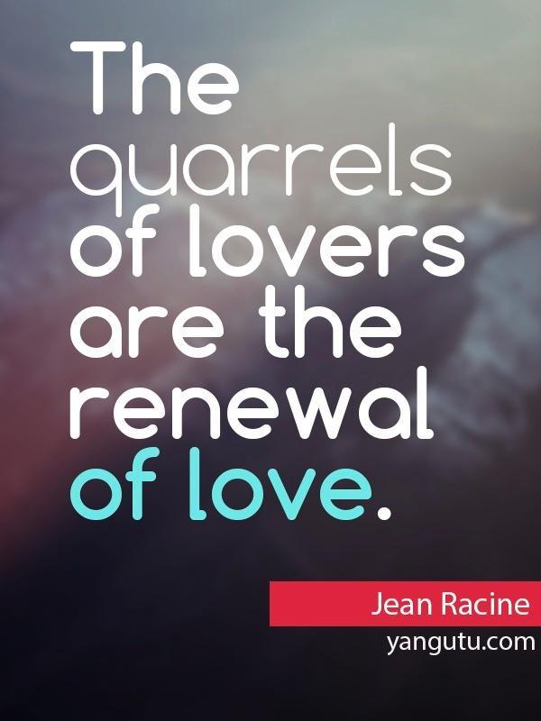 Love Quarrel Quotes Quotations. QuotesGram