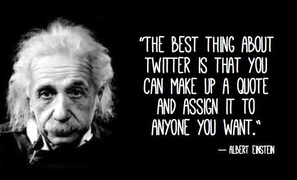funny albert einstein quote