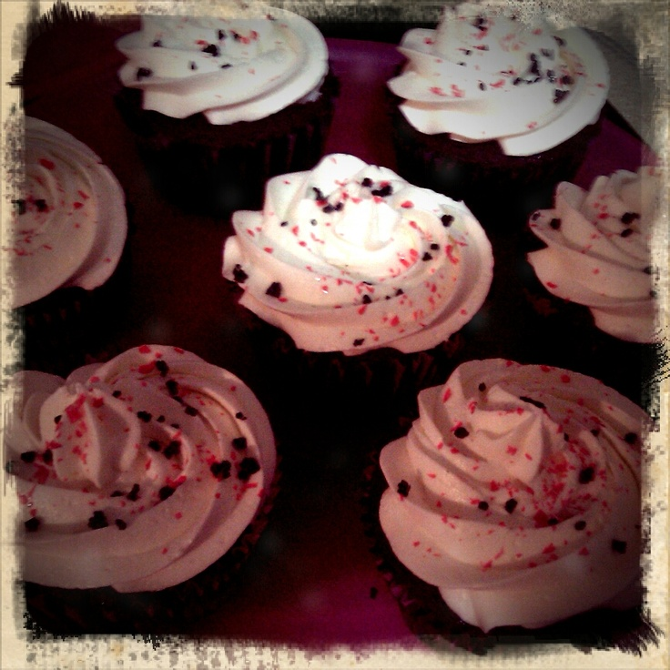 Chocolate Guinness Cupcakes... | Food | Pinterest