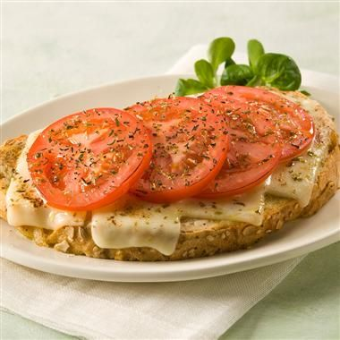 Oregano Grilled Cheese Sandwich: Jazz up a grilled cheese sandwich by ...