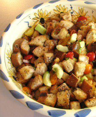 ... summer s last hurrah panzanella recipes dishmaps summer s last hurrah